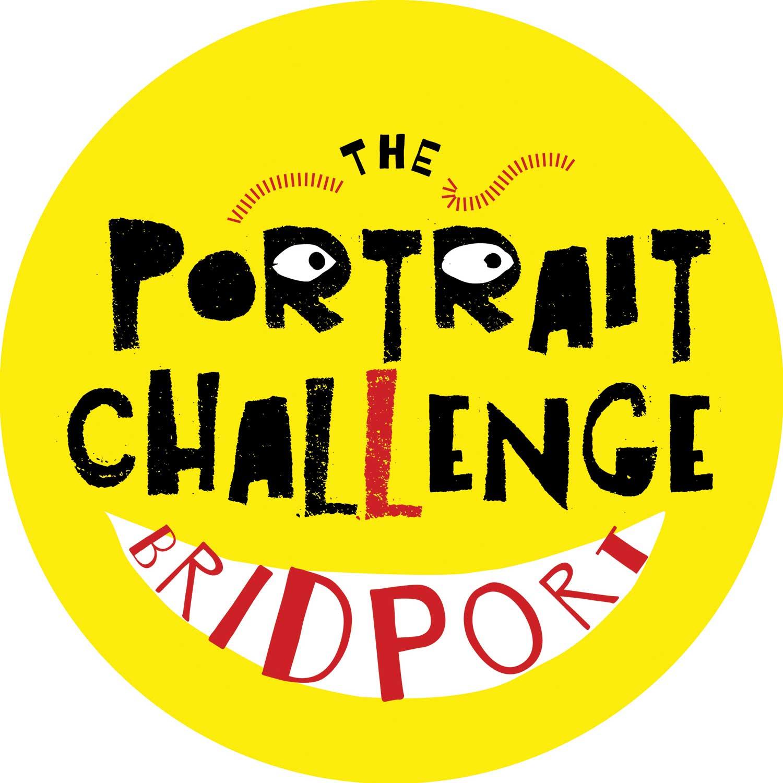 Portrait Challenge Bridport logo